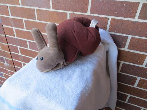 puppet snail