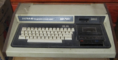 System 80 Computer (1982)