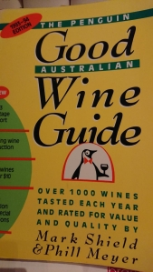 Cover of 1993-94 Penguin Wine Guide